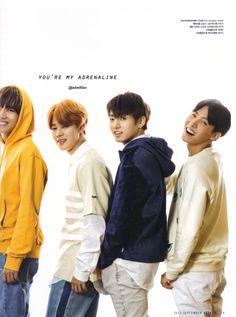 BTS - 2015 ASTA TV Korea Mag - Sept 2015