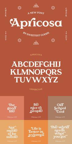 Web Design, Great Logo Design, Graphic Design Tips, Typography Fonts, Typography Design, Font Logo, Typo Logo, Serif Typeface, Cursive Fonts