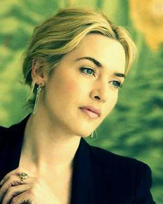 Kate Winslet as @Katie Sween Garlinghouse