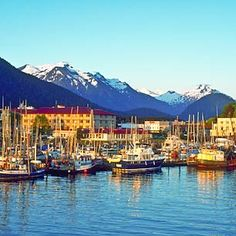 Sitka, Alaska. So what I only heard about you from a movie starring Sandra Bullock and Ryan Renolds. I still want to go so bad now.
