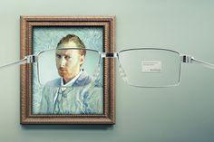 """""""Turning Impressionism into Hyperrealism. KelOptic."""" #Advertising"""