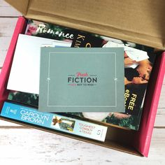 Fresh Fiction is a monthly book subscription that sends 5 to 7 books for $25.95 a month. Check out my June 2017 review!   Fresh Fiction Box June 2017 Subscription Box Review + Coupon →  https://hellosubscription.com/2017/06/fresh-fiction-box-june-2017-subscription-box-review-coupon/ #FreshFictionBox #FreshFictionBoxNotToMiss  #subscriptionbox
