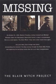 The Blair Witch Proyect- La Bruja de Blair
