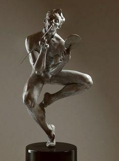 Cirque du Soleil - #ZBrush -MSteiner - Richard McDonald