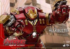 Φιγούρα της Hulkbuster από το «Avengers: Age of Ultron» μας δείχνει καλύτερα την στολή! #avengers