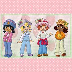 Strawberry Shortcake Characters, Kid Movies, Cool Art, Art Drawings, Favorite Things, Cartoons, Artsy, Fandoms, Child