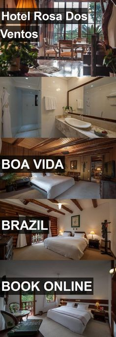 Hotel Rosa Dos Ventos in Boa Vida, Brazil. For more information, photos, reviews and best prices please follow the link. #Brazil #BoaVida #travel #vacation #hotel