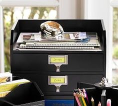 Office Accessories & Home Office Organization | Pottery Barn