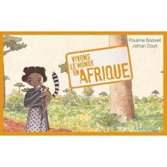 Livre sur un continent - En Afrique