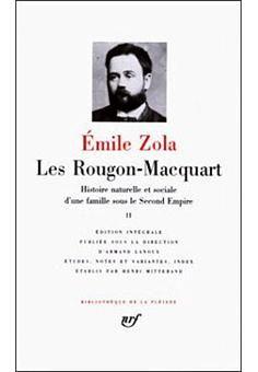 Les Rougon-Macquart - relié - Émile Zola - Livre - Soldes 2016 Fnac.com
