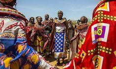 Umoja fue fundado como un pueblo libre de violencia hacia las mujeres. y aquí te presentamos la historia de esta comunidad