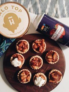 Apple Pie Tartlet Bites – Amelia
