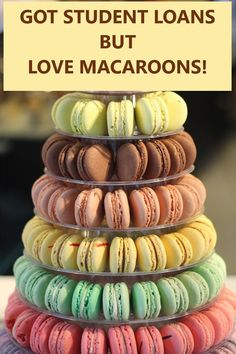 I've just found 10 Tier French Macaron Tower. Wow your guests with a French Macaron Tower! Our tower holds 238 French Macarons. French Macaroon Recipes, French Macaroons, Buffet Dessert, Macaron Tower, How To Make Macarons, Easy Recipes For Beginners, Buffets, Catering, Sweet Treats