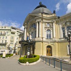 - Vígszínház, Budapest