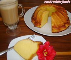 Bolo de pamonha super cremoso!!!! O melhor bolo cremoso de milho do mundo!!!!! - O melhor restaurante do mundo é a nossa Casa