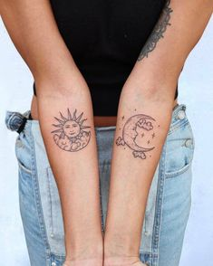 The Best Palm Tattoos – Real Bff Tattoos, Dope Tattoos, Mini Tattoos, Little Tattoos, Body Art Tattoos, Small Tattoos, Tatoos, Easy Tattoos, Small Matching Tattoos