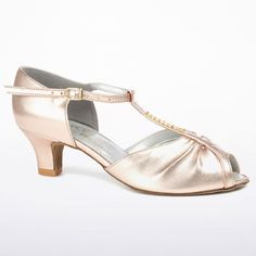"Dancesteps Topaz Peach 1.63""*"