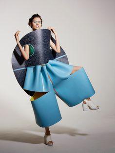 Total Inspiration: valeska jasso collado collection