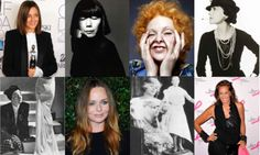 """25 Women Designers Who Changed Fashion Forever. The upcoming Costume Institute exhibit and Monday's Met Ball honors two of fashion's most beloved women designers: Elsa Schiaparelli and Miuccia Prada. But what about the other female names that have helped to change fashion forever?  Recently, Style.com's Nicole Phelps noted that in New York fashion today there is a surprising lack of big-name female designers, which begged the question: """"Is it easier to succeed in New York fashion as a man?""""…"""