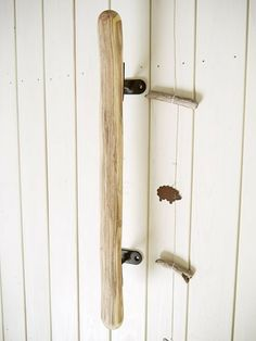 drift wood door handle