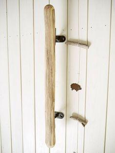 drift wood door handle