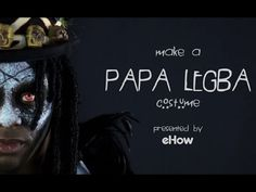 Make a Papa Legba Costume - YouTube