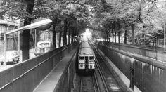 U-Bahn kurz vor dem Senefelderplatz  _____________________________ Bildgestalter http://www.bildgestalter.net
