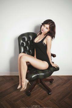 CuteKorean: Lovely Sexy Ryu Ji Hye