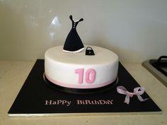 10yr old girl bday cake