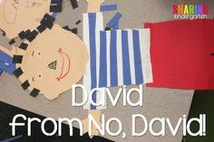 David from No, David