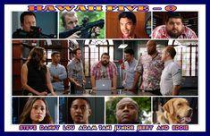 Hawaii Five O, Fictional Characters, Fantasy Characters