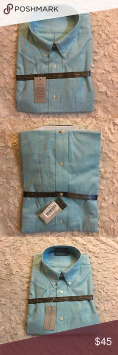 Daniel Cremieux short sleeve shirt XL Daniel Cremieux short sleeve shirt XL Blue 100% authentic I bought it myself from a well known department store. Location code: MA Daniel Cremieux Shirts Casual Button Down Shirts