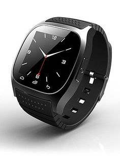 RWATCH M26S Wearables Smart Watch,Activity Tracker/Sleep Tracker/Alarm Clock for Android/iOS/Windows Mobile , blue-windows mobile. Model:M26S,. Type:Smart Watch,. Operating System:Other,. Languages:Portuguese, English, Thai, Chinese, Arabic, Vietnamese, Indonesian, Turkish, Swedish, Italian, German, French, Romanian, Korean, Spanish, Russian, Polish,. Connectivity:Bluetooth4.0, Bluetooth3.0,.