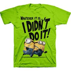 Despicable Me Kids' Graphic Tee