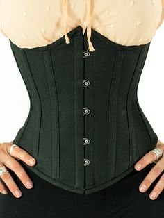 Steel Boned Waist Training Corset Authentic steel boned corset from Orchard Corset! No rips or stains, in perfect condition. My hips are way too wide for it which is why I'm selling. This is a size My waist is currently Orchard Corset Tops Sexy Korsett, Boned Corsets, Lace Tights, Waist Training Corset, Underbust Corset, Black Corset, Look Cool, Black Cotton, Couture