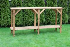 Wooden very sturdy 2 tier greenhouse staging Greenhouse Staging, Gazebo, Outdoor Structures, Kiosk, Deck Gazebo, Greenhouse Shelves