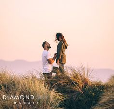 #howheasked #Romantic #Hilltop  #Proposal #natureproposal #romantic #oahuweddings #proposalstories