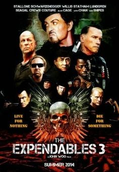 Watch The Expendables 3 2014 Hindi Dubbed Movie