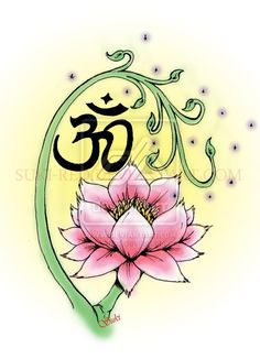 Google Image Result for http://fc09.deviantart.net/fs32/i/2008/234/1/3/lotus_and_aum_tattoo_by_suki_red.jpg