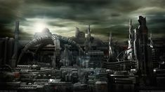 The Colony - Sector One by MarkusVogt on DeviantArt