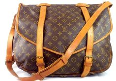 Louis Vuitton Brown Messenger Bag - $749.00 FREE LAYAWAY AND FREE SHIPPING