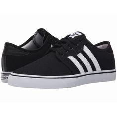 Giày Thể Thao adidas Nam Skateboarding Seeley Vải Đen Xem thêm giày adidas:http://taru.vn/Adidas