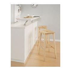 BOSSE Sgabello bar - IKEA