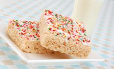 10 easy treat recipes with Rice Bubbles