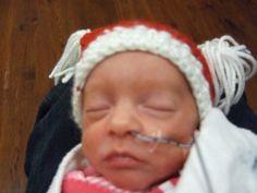 Lil Addie 6 days old!