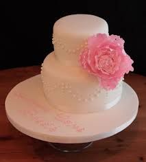 Sweet birthday cake, wish a could make flowers like this!!!
