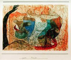 Image: Paul Klee - Frauen-Faenger, 1930,                                                                                                                                                                                 More