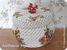 Великолепие бумажного плетения фото 19