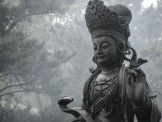 文殊菩薩~  Yuan Dao Kuan Yin Temple~