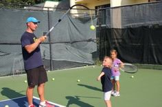 Moddern Tennis Learning